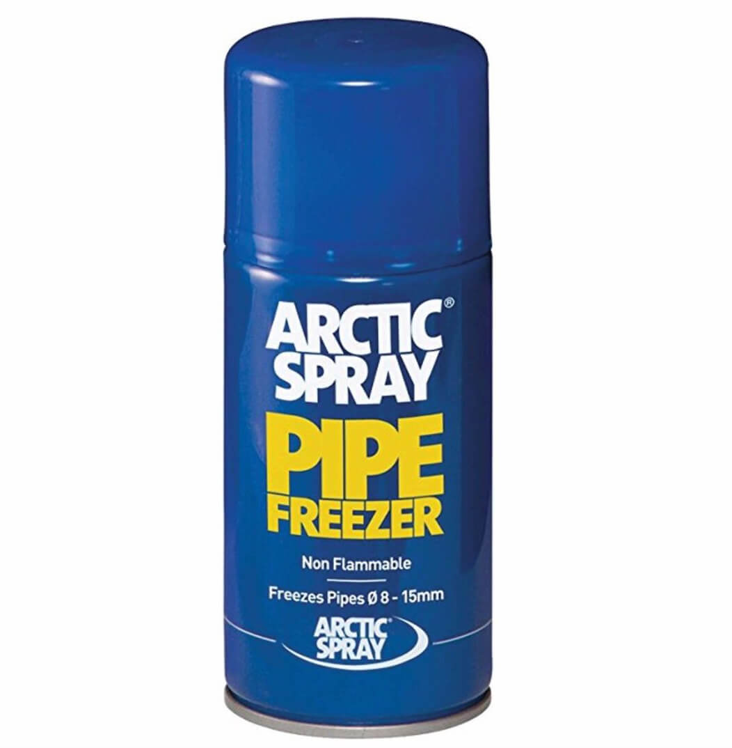 Arctic Pipe Freeze Spray Can 200ml