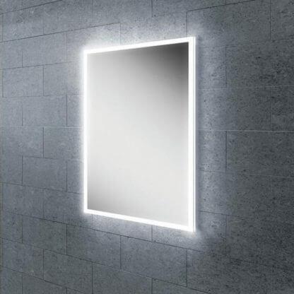 HIB Globe LED illuminated Mirror In Chrome