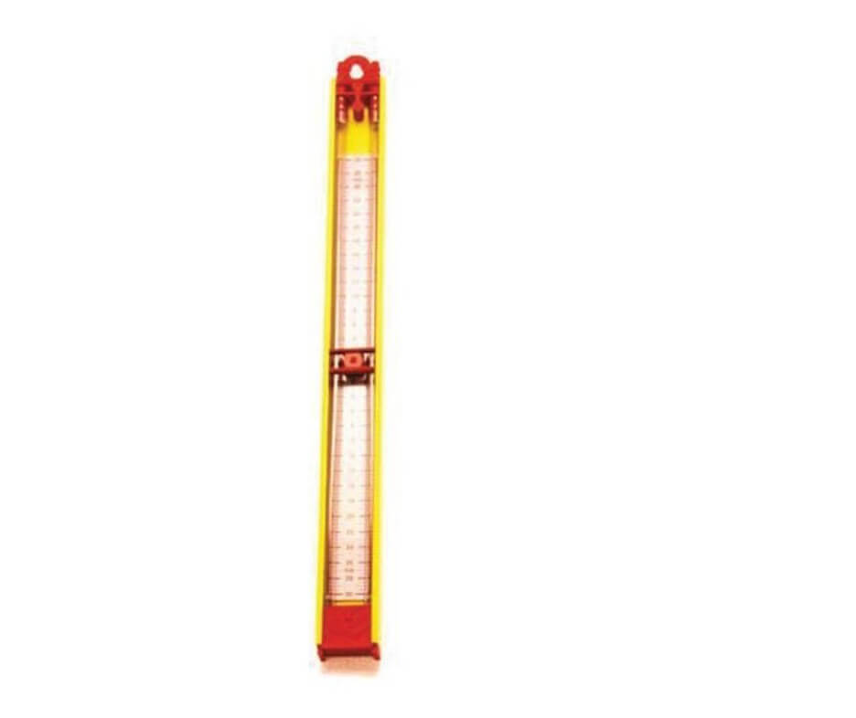 NEW Monument Tools 30mb Gas Test Gauge