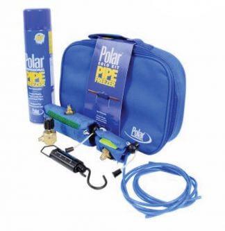 ARCTIC HAYES ZEP1 Pipe Freezer Blue