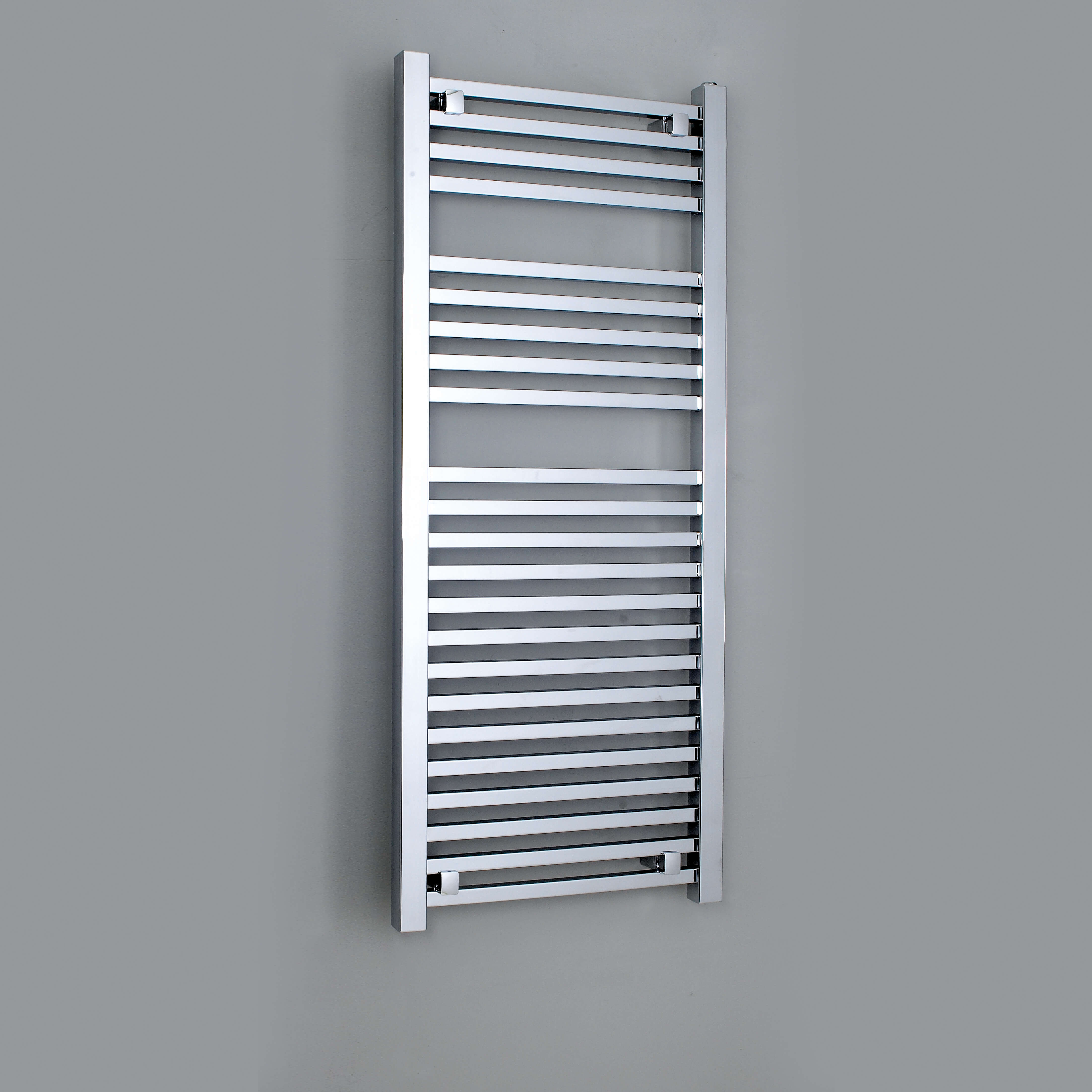 Sophia Designer Towel Rail Wall Mounted Towel Warmer 500 Width ...